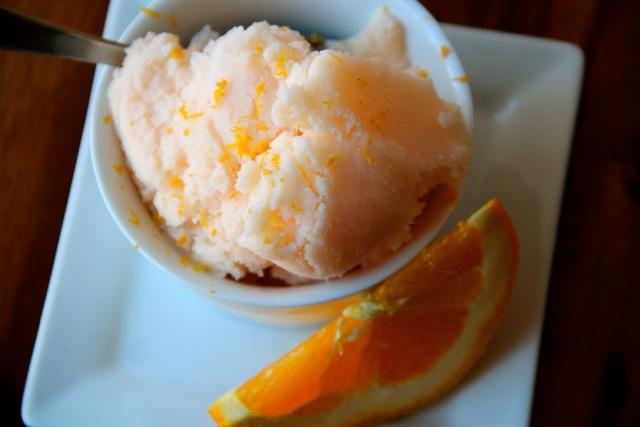 IMG 0034 2 Orange Buttermilk Sorbet