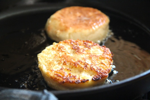 English Muffin French Toast via Alaska from Scratch