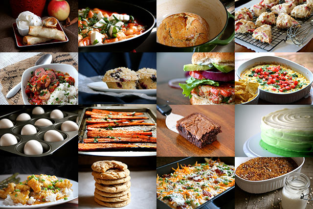 20 Favorite Recipes of 2012