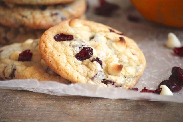 cookies Cranberry Orange Cookies