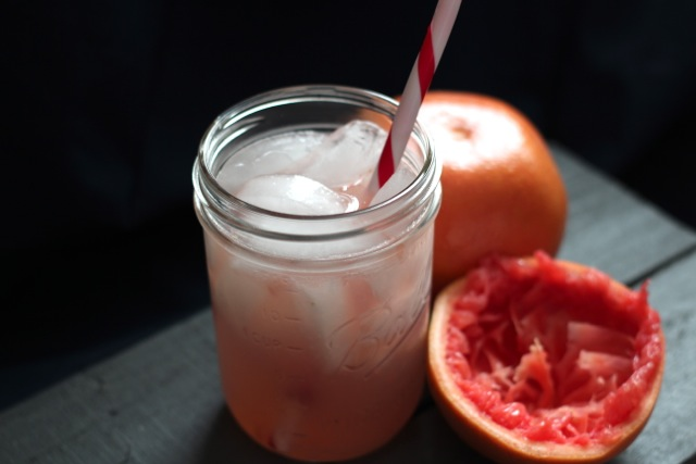 Grapefruit Soda