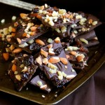 Sea-Salted Fruit & Nut Chocolate Bark