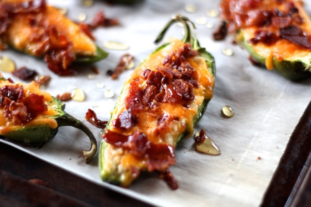 stuffed jalapenos with bacon